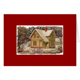 Christmas Greeting/Note Card