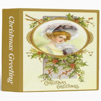Christmas Greetings 2 Binder
