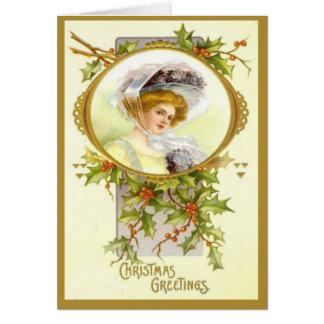 Christmas Greetings 2 Card