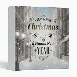 Christmas Greetings Binder