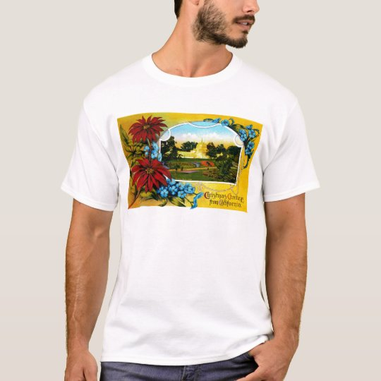 Christmas Greetings from Golden Gate Park T-Shirt