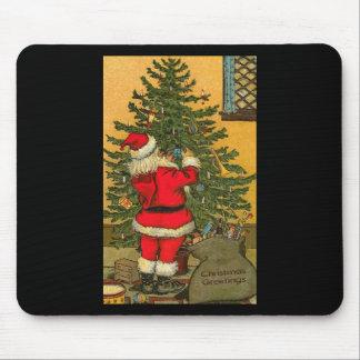 Christmas Greetings Mouse Pad
