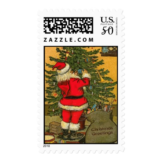 Christmas Greetings Postage