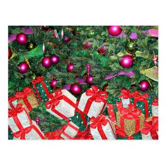 Christmas Greetings_ Postcard