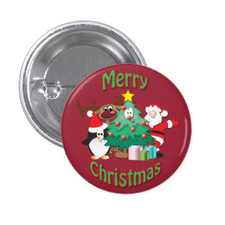 Christmas Group Button