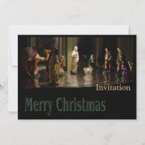 Christmas Group color Invitation