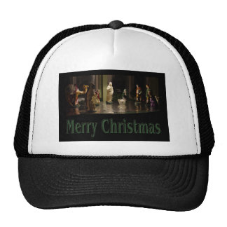 Christmas Group color Trucker Hat