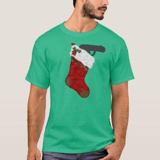 Christmas Gun Wish T-Shirt