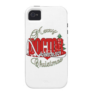 CHRISTMAS GYN  Gynecology iPhone 4 Cover