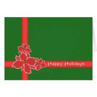 Christmas-Happy Holidays-DIY Greeting Cards