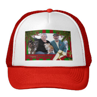 Christmas - Happy Pawlidays - Williams - Photo 2 Hat