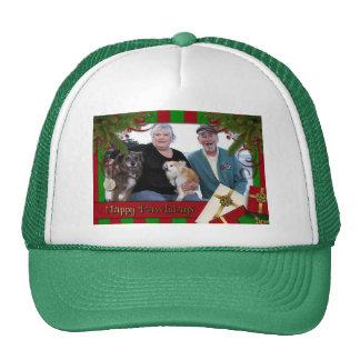 Christmas - Happy Pawlidays - Williams - Photo 2 Mesh Hat
