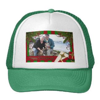 Christmas - Happy Pawlidays - Williams Photo 3 Hats