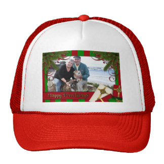 Christmas - Happy Pawlidays - Williams Photo 3 Hat