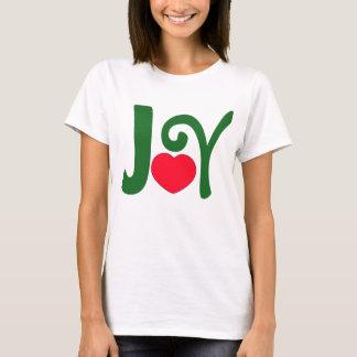 Christmas Heart Joy T-Shirt