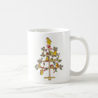 Christmas Hedgehog Mug