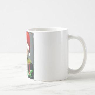 christmas hillary clinton classic white coffee mug