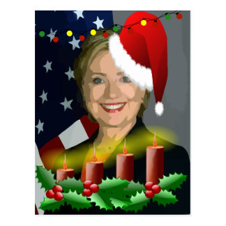 Hillary Clinton Christmas Gifts on Zazzle