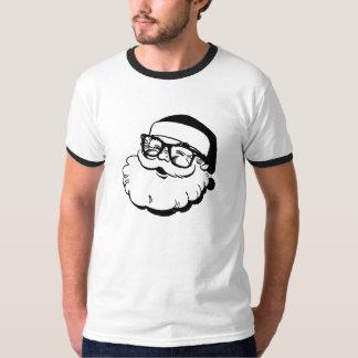 Christmas Hipster T-Shirt