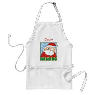 Christmas Ho Ho Ho Adult Apron
