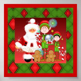 Christmas Ho Ho Ho Poster