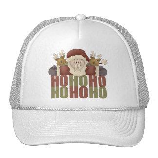 Christmas Ho Ho Ho Santa Hat/Cap