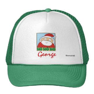 Christmas: Ho Ho Ho. Trucker Hat