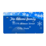 """Christmas Holiday Address Label<br><div class=""""desc"""">Christmas Holiday Address Label</div>"""