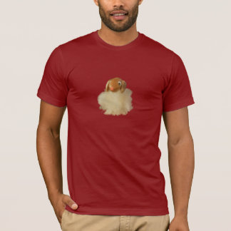 Christmas Holiday American Apparel Lamb T-Shirt