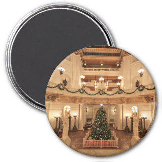 Christmas Holiday at Pennsylvania State Capitol Magnet