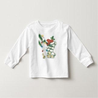 Christmas Holiday Bear  Kid's Shirt