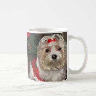 Christmas Holiday Coffee or Tea Mug