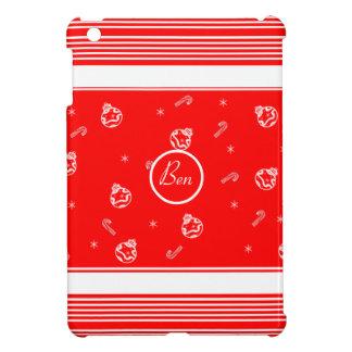 Christmas Holiday Decorations iPad Mini Case