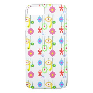 Christmas Holiday Decorations iPhone 7 Case