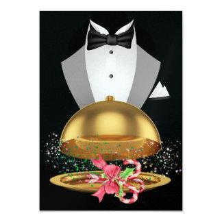 Christmas / Holiday Elegant Invitation - SRF