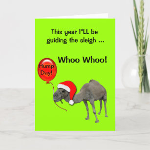 Happy hump day cards zazzle christmas holiday funny camel humpday cards m4hsunfo