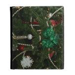 Christmas Holiday IPad Folio iPad Folio Cover