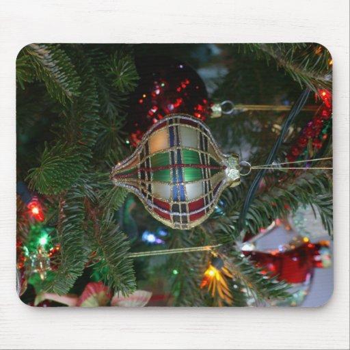 Christmas Holiday Mouse Pad