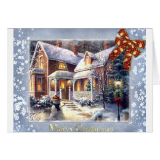 Christmas Holiday Note Cards
