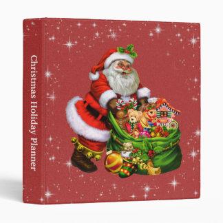 Christmas Holiday Planner Binder