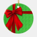 Christmas / Holiday Present Christmas Ornament