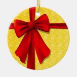 Christmas / Holiday Present Ornament