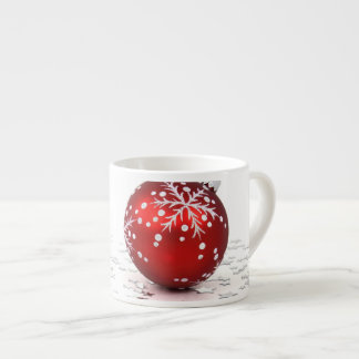 Christmas Holiday Stars Espresso Cup