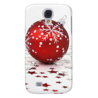 Christmas Holiday Stars Samsung Galaxy S4 Case