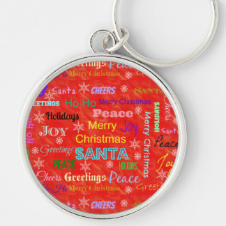 Christmas Holidays Keychains Gifts