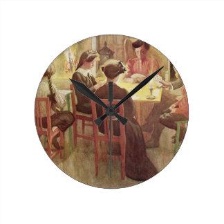 Christmas Holidays, pub. in 'Lasst Licht Hinin' (` Round Wall Clock