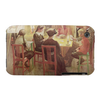 Christmas Holidays, pub. in 'Lasst Licht Hinin' (` iPhone 3 Case