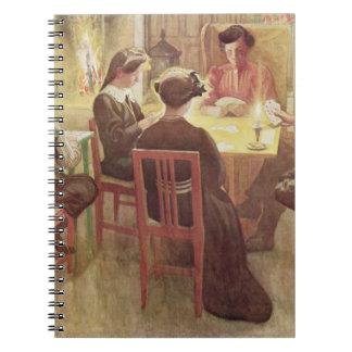 Christmas Holidays, pub. in 'Lasst Licht Hinin' (` Notebook