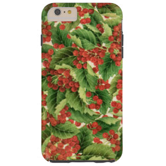 Christmas Holly iPhone 6 plus tough case