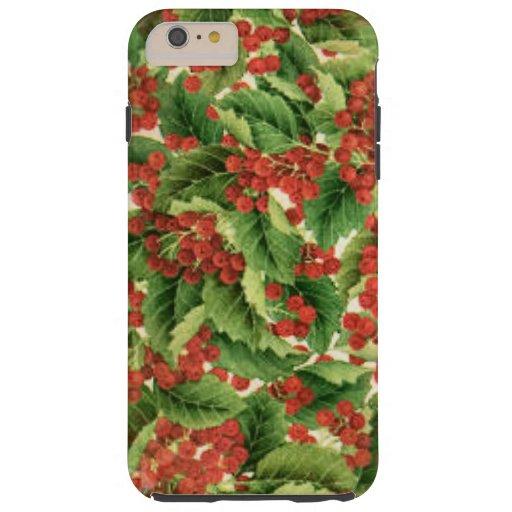 Christmas Holly iPhone 6 plus tough case Tough iPhone 6 Plus Case